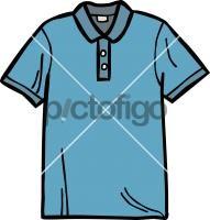 Polo shirt menFreehand Image