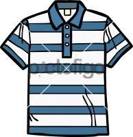 Polo t shirt menFreehand Image