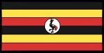 Uganda freehand drawings