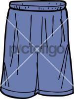 Sport shorts menFreehand Image