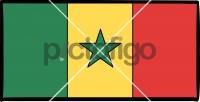 SenegalFreehand Image