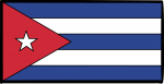 Cuba freehand drawings