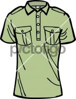 Tennis shirt men