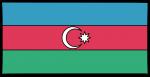 Azerbaijan freehand drawings