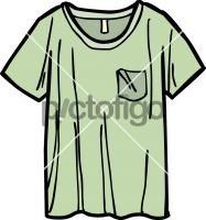 T shirt menFreehand Image