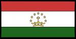 Tajikistan freehand drawings