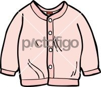 Cardigan girlFreehand Image