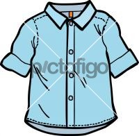 Cotton shirt boyFreehand Image