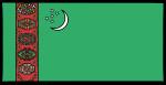 Turkmenistan freehand drawings