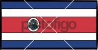 Costa RicaFreehand Image