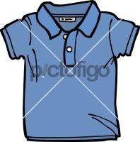 Polo Shirt boyFreehand Image