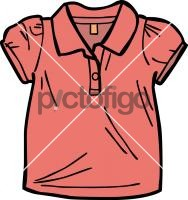 Polo Shirt girlFreehand Image