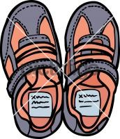 Shoes kidFreehand Image