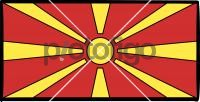 Republic Of MacedoniaFreehand Image