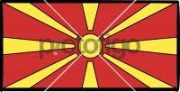 Republic Of MacedoniaFreehand Image
