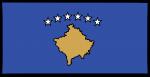 Kosovo freehand drawings