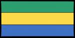 Gabon freehand drawings