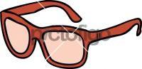 Sunglasses kidFreehand Image