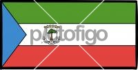 Equatorial GuineaFreehand Image