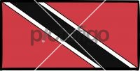 Trinidad And TobagoFreehand Image