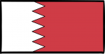 Bahrain freehand drawings