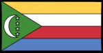 Comoros freehand drawings