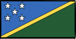 Solomon Islands freehand drawings