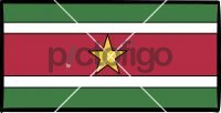 SurinameFreehand Image