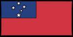 Samoa freehand drawings