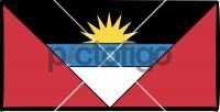 Antigua And BarbudaFreehand Image