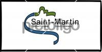 Collectivity Of Saint MartinFreehand Image