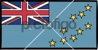 TuvaluFreehand Image