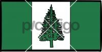 Norfolk IslandFreehand Image