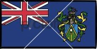 Pitcairn IslandsFreehand Image