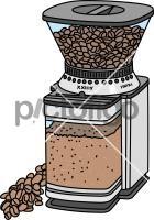 Coffee GrinderFreehand Image