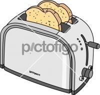 ToasterFreehand Image