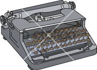 TypewriterFreehand Image