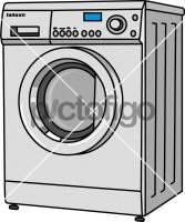 Washing MachineFreehand Image