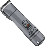Hair Clipper freehand drawings