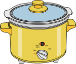 Slow Cooker freehand drawings