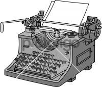 TypewriterFreehand Image