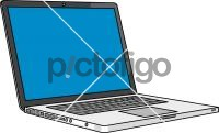 LaptopFreehand Image