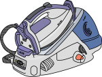 Steam Generator Iron freehand drawings
