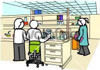 LaboratoryFreehand Image