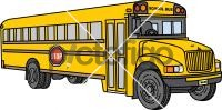 School BusFreehand Image