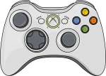 Game Controller freehand drawings