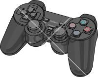 Game ControllerFreehand Image