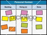 Kanban Freehand Image
