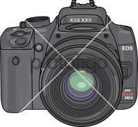 Camera DslrFreehand Image