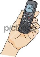 Voice RecorderFreehand Image